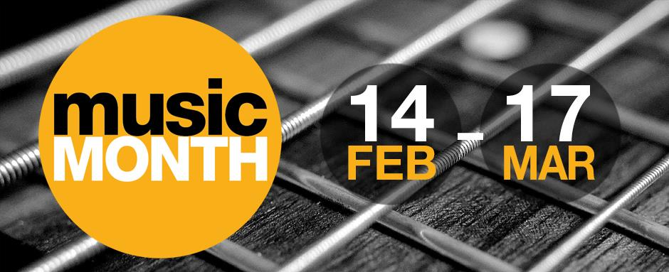 Hastings Music Month