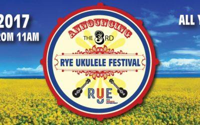 RYE UKULELE FESTIVAL